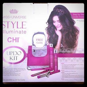 CHI Miss Universe updo kit, NWT